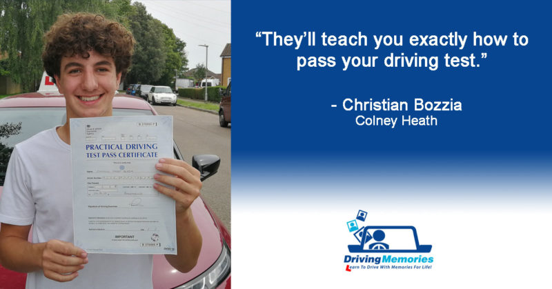 Driving Instructor Colney Heath