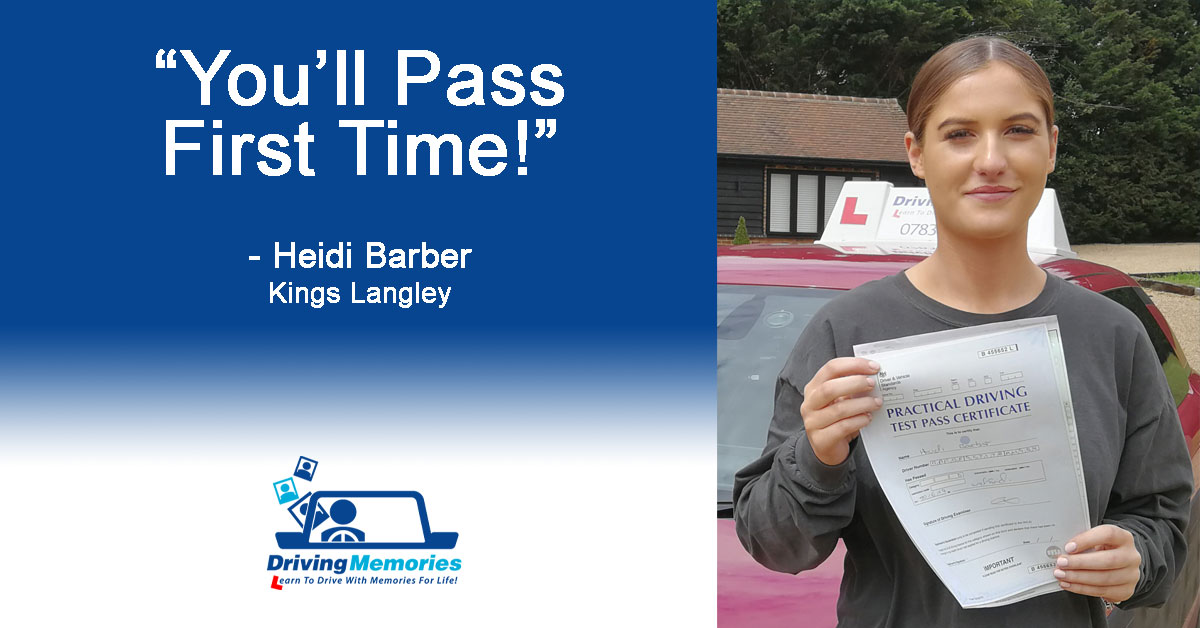 Driving Instructor Kings Langley Hertfordshire