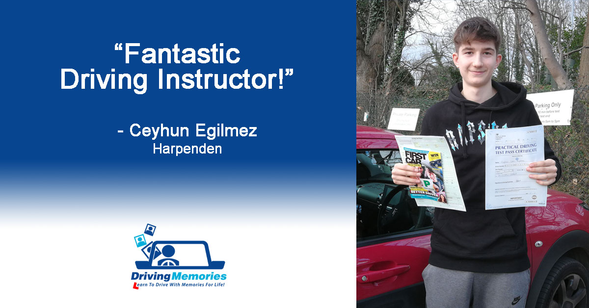 Driving Instructor Harpenden