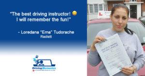 Driving Instructor Radlett