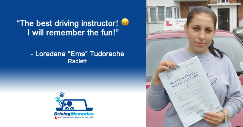 Driving Instructor Radlett