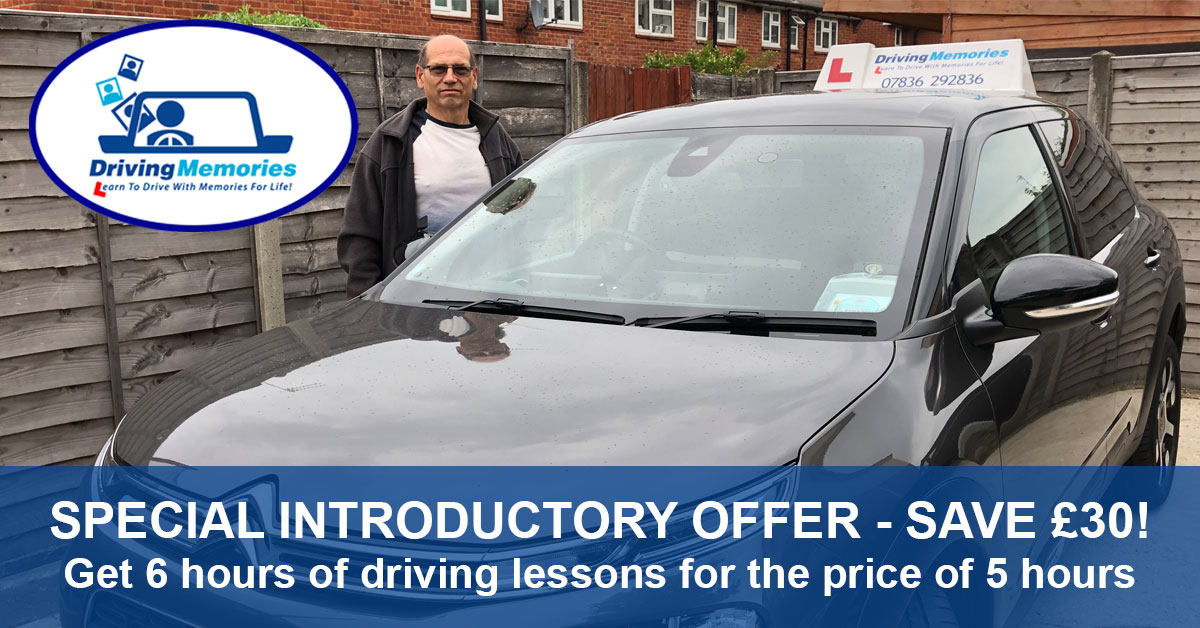 Driving Lessons in Borehamwood - Driving Instructor in Borehamwood